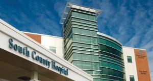 ジョーが共同経営する設計事務所がデザインした病院