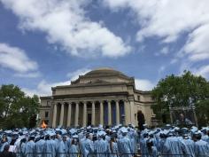 コロンビア大学卒業式